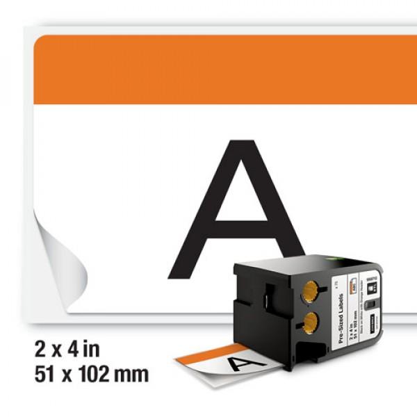 9e1326b573 DYMO Vopred narezané bezpečnostné štítky